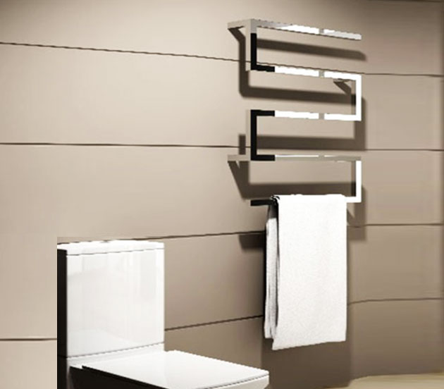 Heated Bathroom Tile: BATHROOM